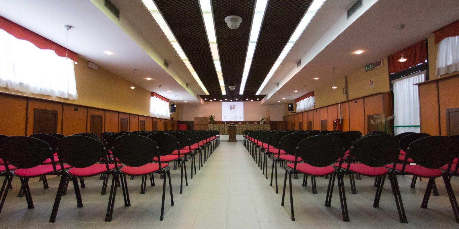 Centro congressi Latina